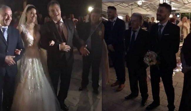Παντρεύτηκε ο αδελφός της Ζέτας Μακρυπούλια