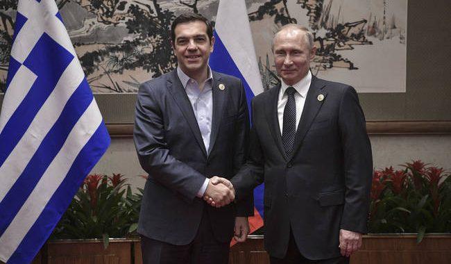 Ρωσία - Κρεμλίνο: Η επίσκεψη του Τσίπρα στην Ρωσία προετοιμάζεται