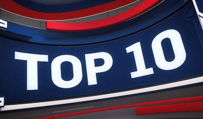 NBA Top 10: Το καλύτερο κάρφωμα βρίσκεται στο νο.2