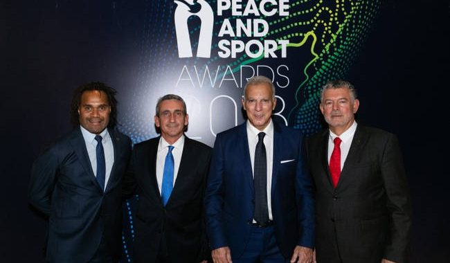 Peace and Sport Regional Forum: Ολοκληρώθηκε με απόλυτη επιτυχία στη Ρόδο (pics)