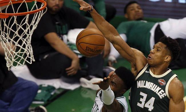 NBA: Κορυφαίος ξένος ο Γιάννης Αντετοκούνμπο