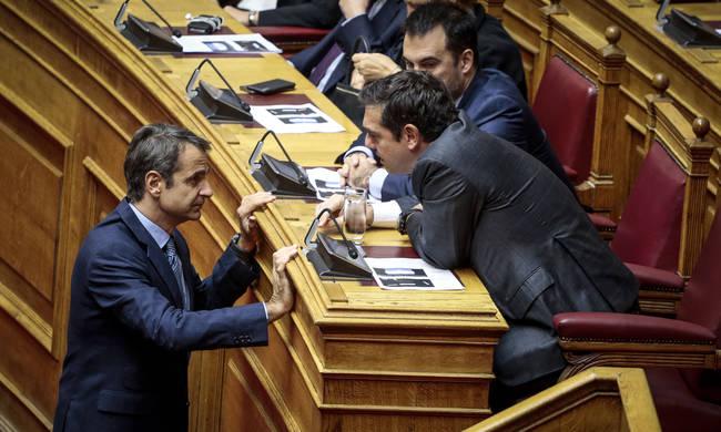 Σκληρή απάντηση του γραφείου Τύπου του Πρωθυπουργού στη ΝΔ για Σκόπια και Σπυράκη