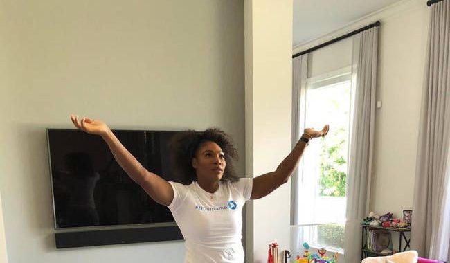 Θες να μάθεις πώς σε αλλάζει η μητρότητα; Τότε πρέπει να δεις αυτή τη φωτογραφία της Serena Williams