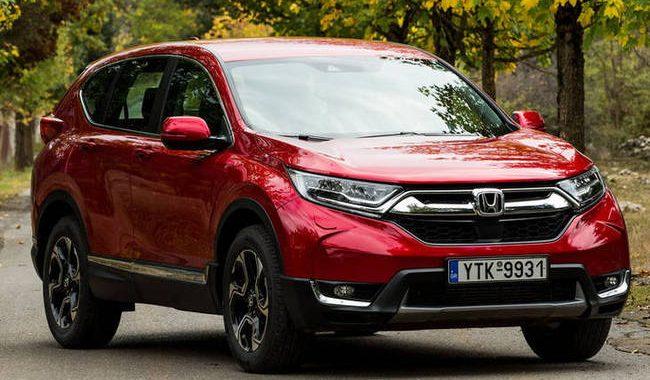 Το νέο Honda CR-V είναι πιο premium και έχει κινητήρα turbo 1.500 κυβικών με έως και 193 ίππους
