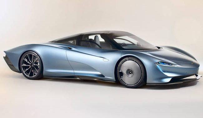 Αυτοκίνητο: H super McLaren λέγεται Speedtail, δεν είναι όμορφη αλλά ξεπερνά τα 400 χλμ. την ώρα!