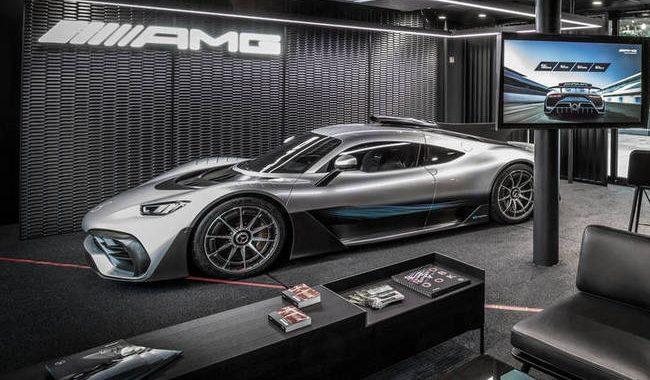 Γιατί το υπερ-αυτοκινήτο Mercedes-AMG One καθυστερεί;