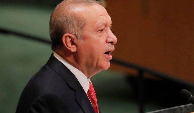 Νέα πρόκληση Ερντογάν: «Κύπρος και Αιγαίο δεν κάνουν βήμα χωρίς την Τουρκία»