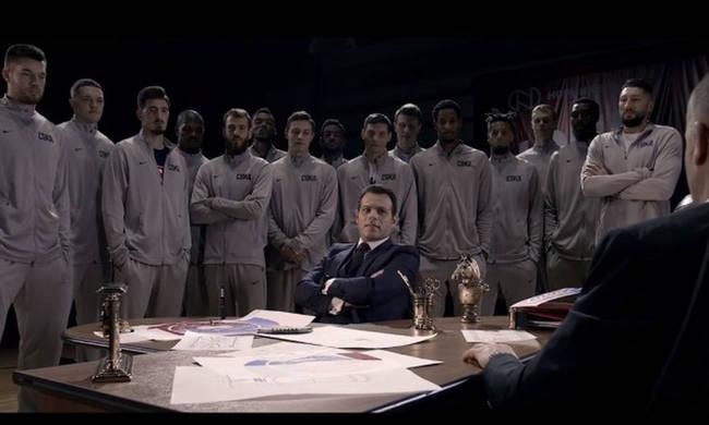 Εκπληκτικό βίντεο της ΤΣΣΚΑ με πρωταγωνιστή Ιτούδη (video)