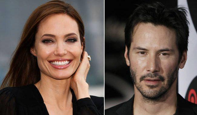 Jolie - Reeves: Ο έρωτάς τους «γεννήθηκε» στην Ελλάδα