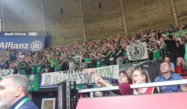 Μπάγερν – Παναθηναϊκός ΟΠΑΠ: «Πράσινη… μαγεία» στη Γερμανία (videos+photos)