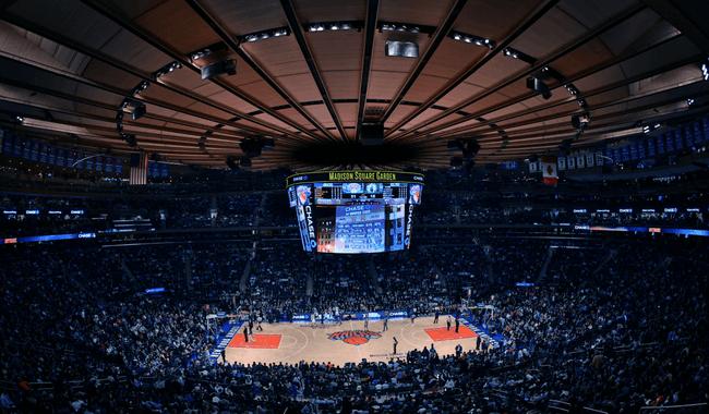 Με φανέλα Διαμαντίδη στο «Madison Square Garden» (video)