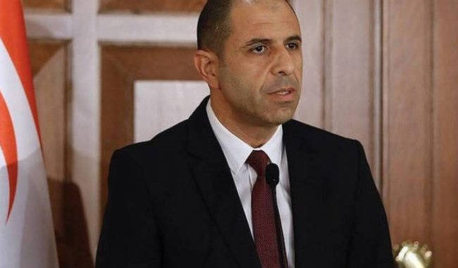 Oζερσάι: «Δεν θα αφήσουμε Ελληνοκύπριους και εταιρείες να πάνε στο οικόπεδο «7»