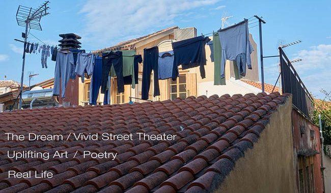 Θέατρο δρόμου στα Χανιά: Από τη νέα ομάδα The Dream vivid street theatre