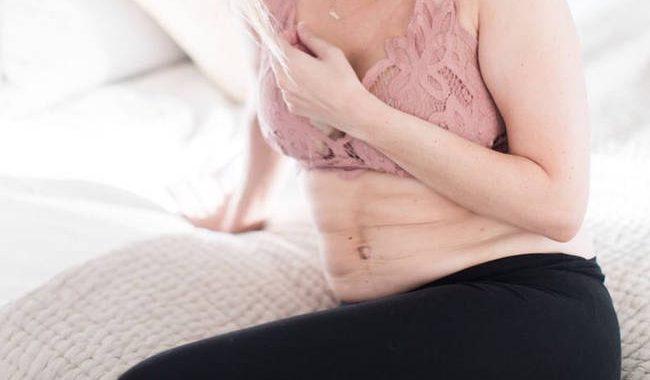 Διάσημη μαμά για πρώτη φορά δημοσίευσε φώτο με το πώς μοιάζει το σώμα της μετά από 2 παιδιά (pics)