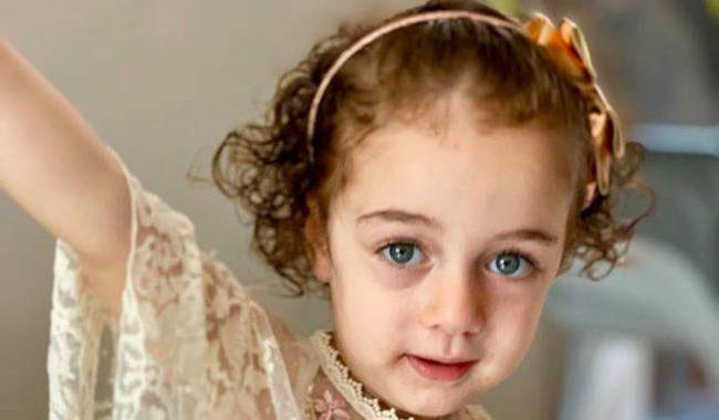 Έτσι ευχήθηκε ο γνωστός δημοσιογράφος «Χρόνια πολλά» στην κόρη του Μιχαέλα (pics)