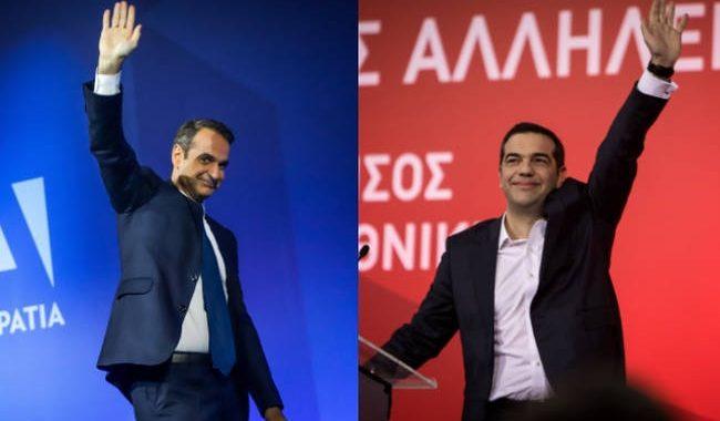 «Μύρισε» εκλογές: Άγρια κόντρα Μητσοτάκη - Τσίπρα για τις κοινωνικές παροχές
