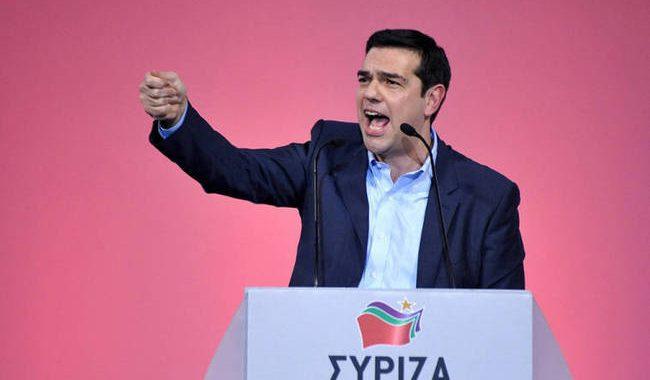 Θεσσαλονίκη: Πολίτες γιούχαραν τον Τσίπρα κατά την ομιλία του στο Αλεξάνδρειο Μέλαθρο