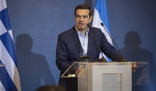 LIVE: Η ομιλία του πρωθυπουργού Αλέξη Τσίπρα στη Θεσσαλονίκη