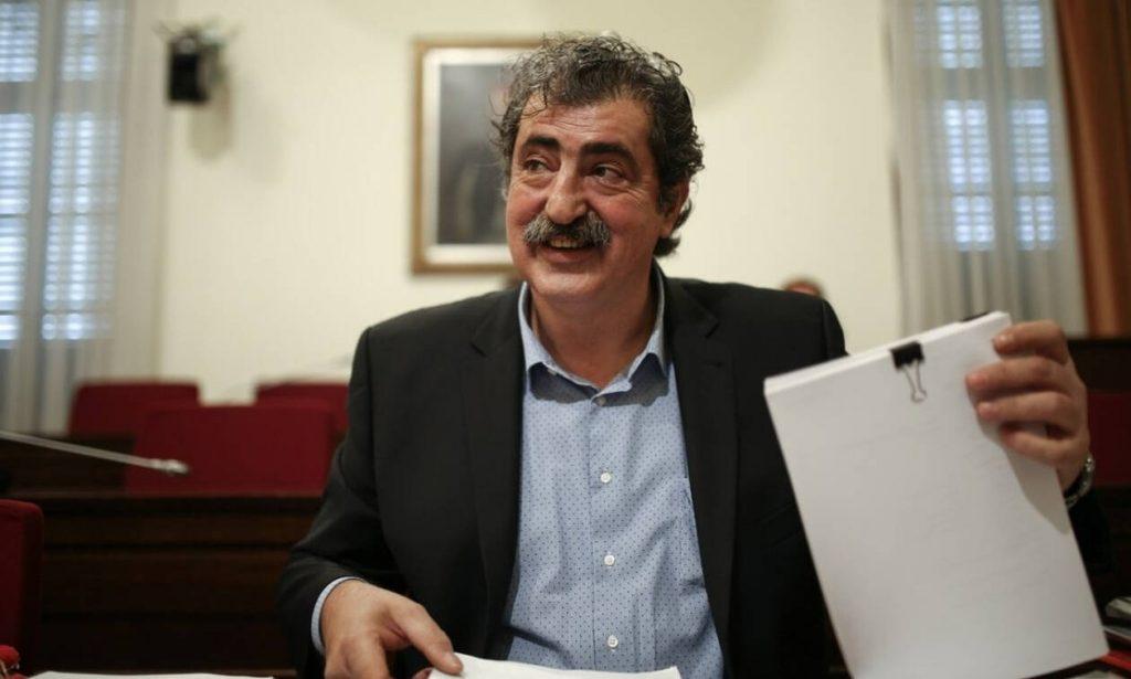 Παύλος Πολάκης: Με αυτό που είδα, γελάω από το πρωί