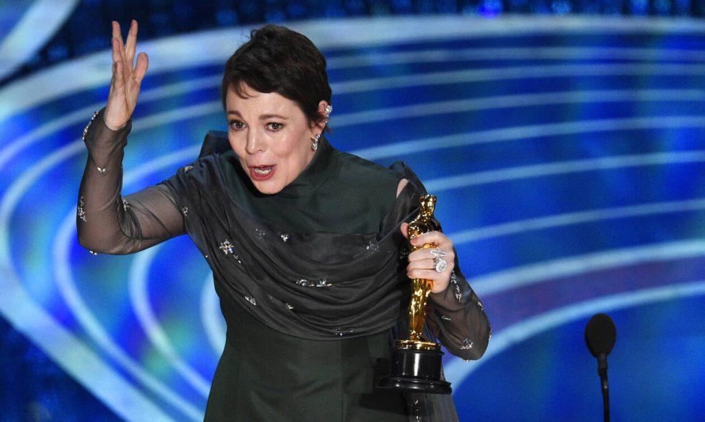 Όσκαρ 2019: - Ολίβια Κόλμαν: Η «Ευνοούμενη» του Γιώργου Λάνθιμου κέρδισε!