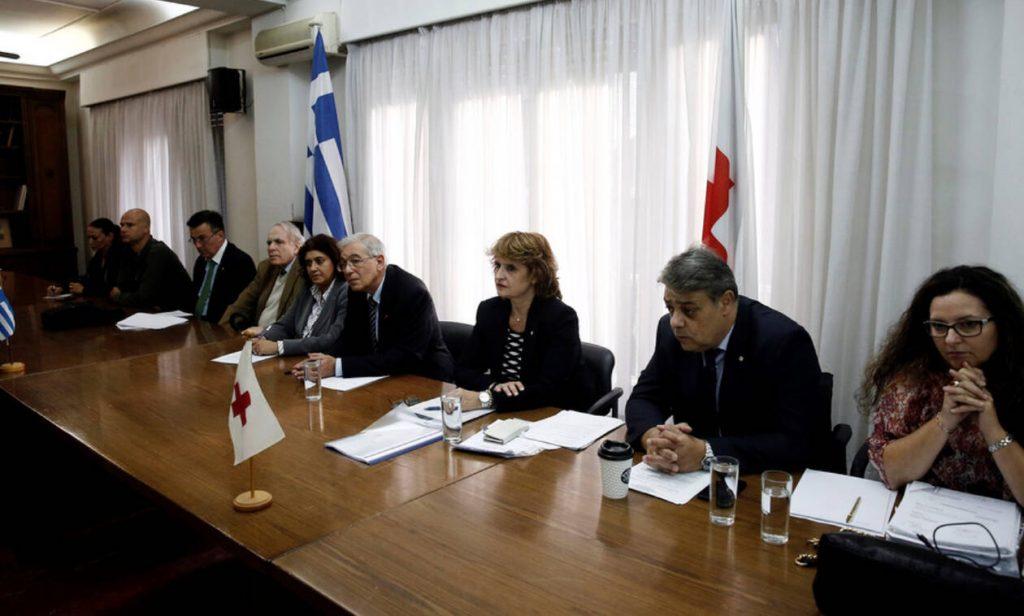 Ερυθρός Σταυρός: Νέα παιχνίδια με την ημερομηνία των εκλογών με εμπλοκή του ΣΥΡΙΖΑ