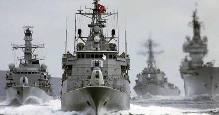 Επίδειξη ισχύος τουρκικού στρατού με δύο ασκήσεις