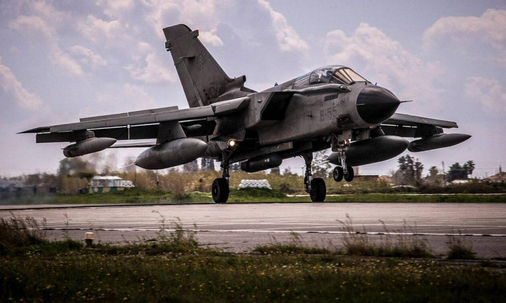 Ηνίοχος 2019: Πότε ξεκινάει η πολυεθνική αεροπορική άσκηση