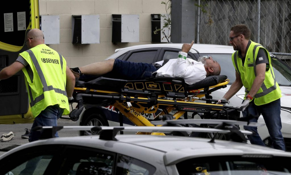 Μακελειό Νέα Ζηλανδία: Ο πολιτικός κόσμος εκφράζει θλίψη και αποτροπιασμό για τους 49 νεκρούς