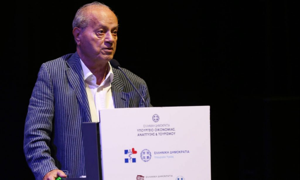 Η Πανελλήνια Ένωση Φαρμακοβιομηχανίας αποχαιρετά τον Θανάση Γιαννακόπουλο