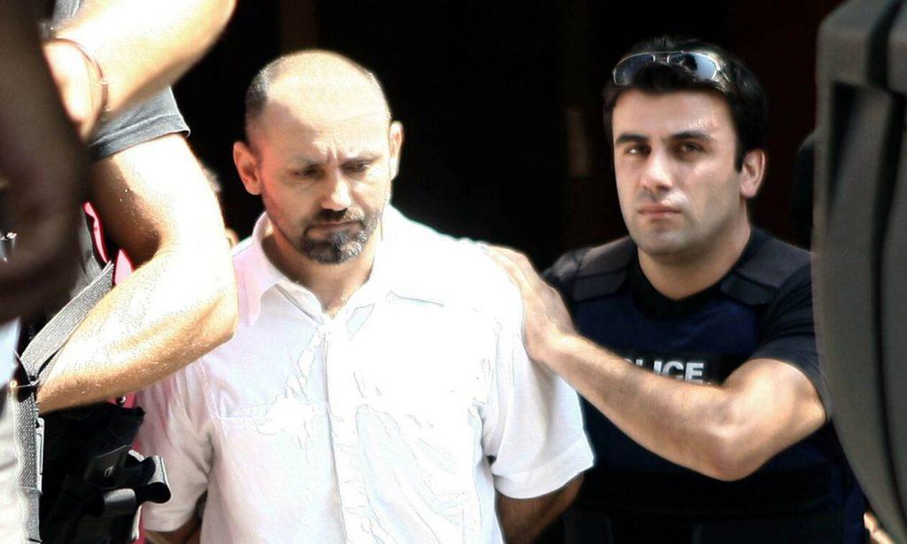 Παλαιοκώστας σε Μυλωνά: «Μην μου κρατάς κακία» - Κάθειρξη 58 ετών στον επικηρυγμένο δραπέτη