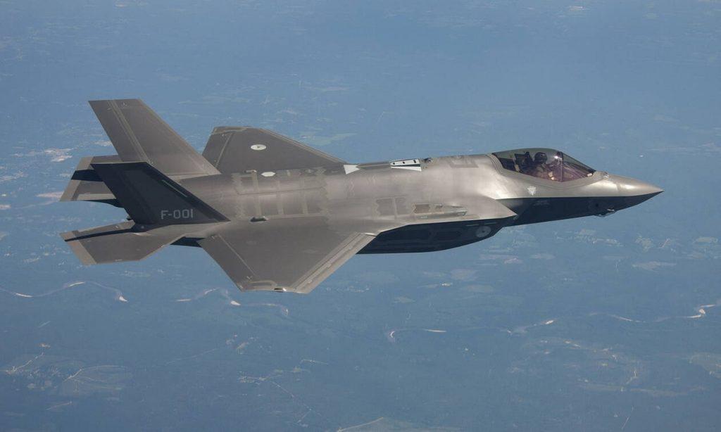 Οι ΗΠΑ θέλουν να πουλήσουν στην Ελλάδα τα πανίσχυρα μαχητικά F-35