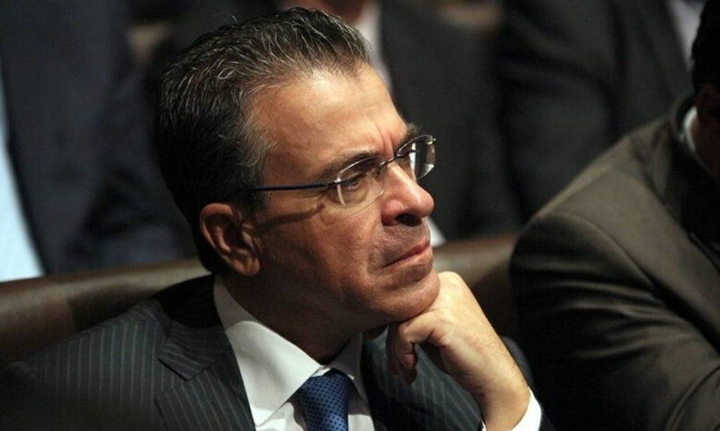 Παραιτείται από τη βουλευτική έδρα ο Αργύρης Ντινόπουλος