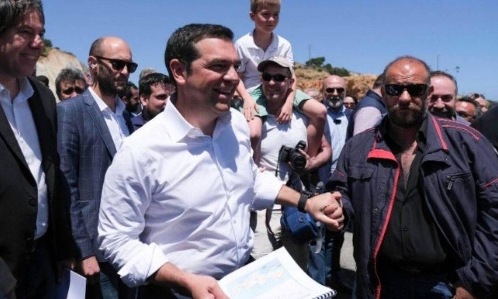 Αλ. Τσίπρας: Οι Κρητικοί δικαιούνται ένα σύγχρονο οδικό δίκτυο