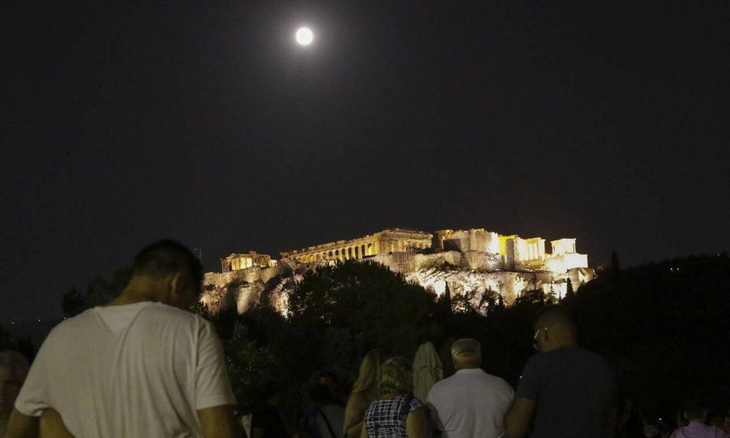 Πανσέληνος του Αυγούστου: Εκδηλώσεις σε αρχαιολογικούς χώρους, μουσεία και μνημεία