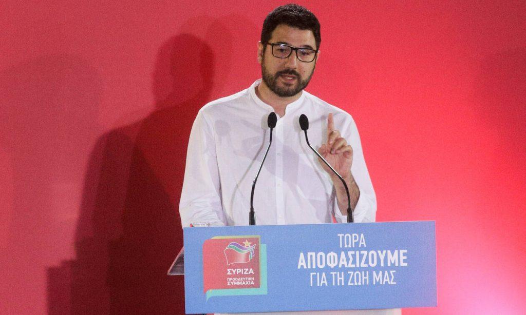 Ηλιόπουλος: Αυξήσεις σε συντάξεις και προσλήψεις σε υγεία και ειδική αγωγή