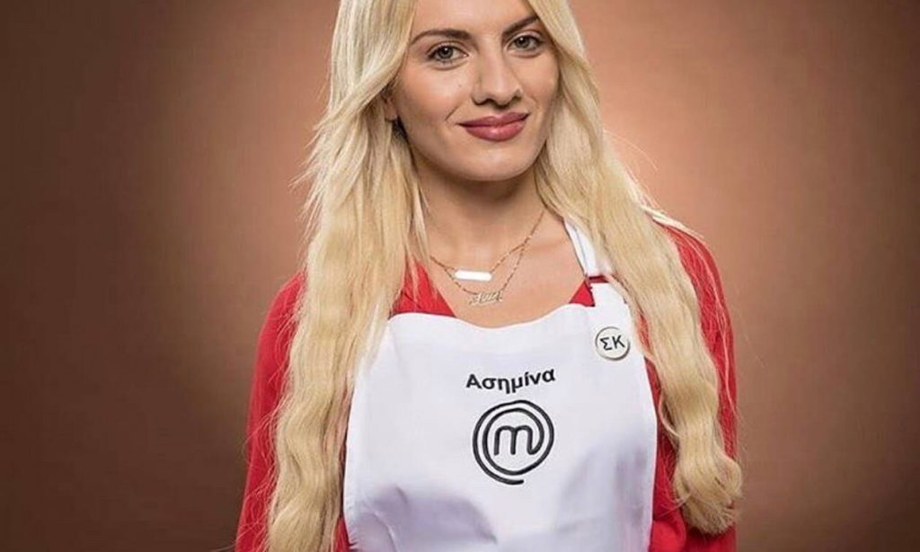 Η Ασημίνα Ουστάλλι άφησε τη μαγειρική και πρωταγωνιστεί σε βίντεοκλιπ (video)