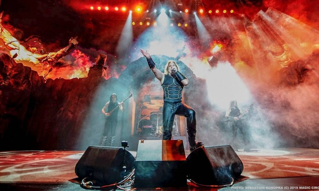 Release Athens 2019: Manowar - The Final Battle - Πρόγραμμα και set list (pics)