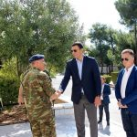 Νέος υπουργός Εθνικής Άμυνας ο Βασίλης Κικίλιας
