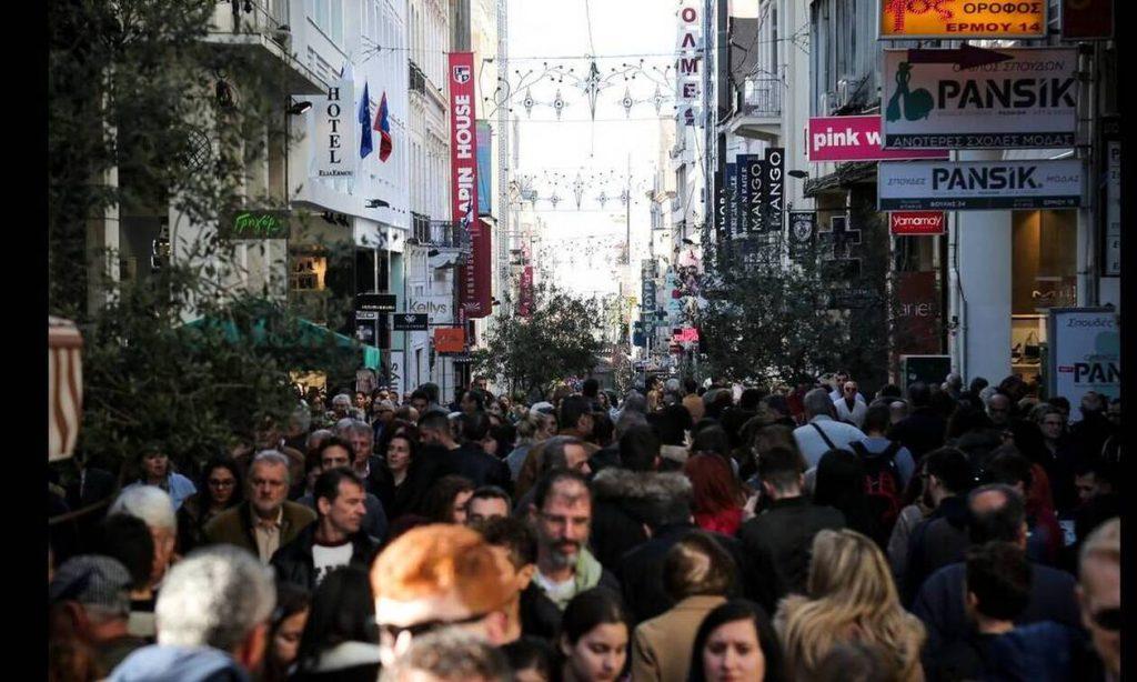 Πότε ξεκινάει το εορταστικό ωράριο – Ποιες ώρες θα είναι ανοιχτά τα καταστήματα