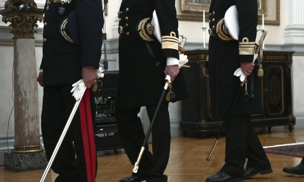 Συνεδριάζει το ΚΥΣΕΑ για τις κρίσεις στην ηγεσία των Ενόπλων Δυνάμεων