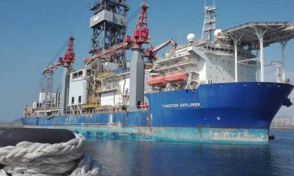 Στον Λίβανο το γεωτρύπανο Τungsten Explorer - Επόμενος σταθμός η ΑΟΖ Κύπρου