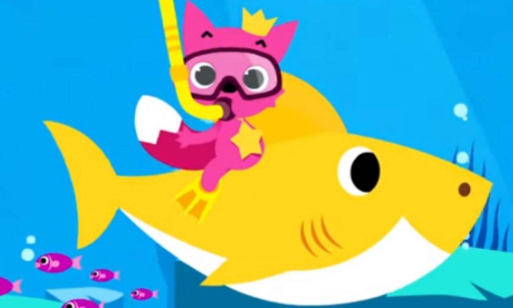 «Baby Shark» : Το viral τραγούδι γιορτάζει τον Άγιο Βαλεντίνο κι εμείς έχουμε ήδη κολλήσει