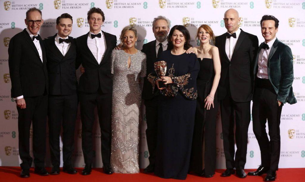 Βραβεία BAFTA: Θρίαμβος για «1917» και Σαμ Μέντες (videos)