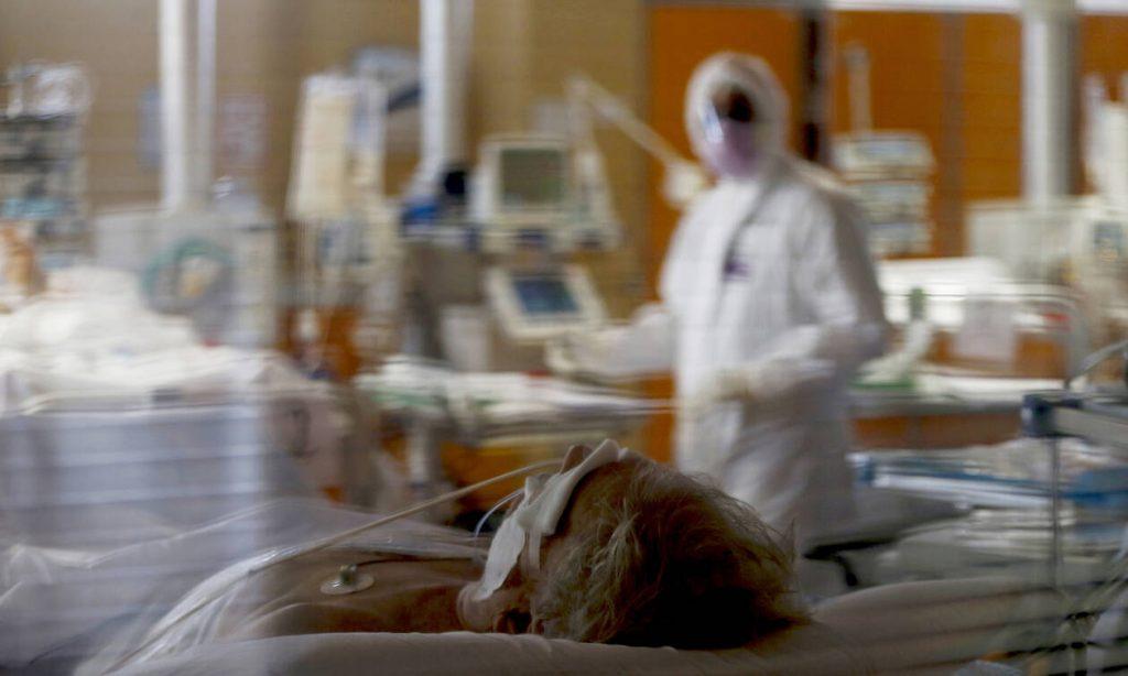 Κορονοϊός-Γερμανία: Οδηγίες για διαλογή των ασθενών λαμβάνουν οι γιατροί