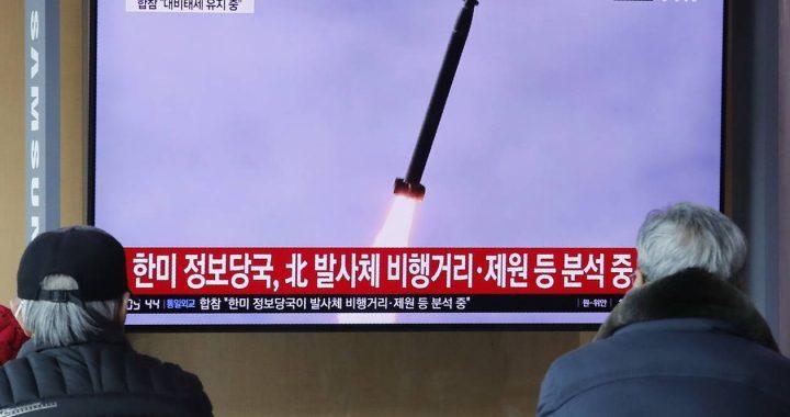 H Βόρεια Κορέα εκτόξευσε βαλλιστικούς πυραύλους μικρού βεληνεκούς