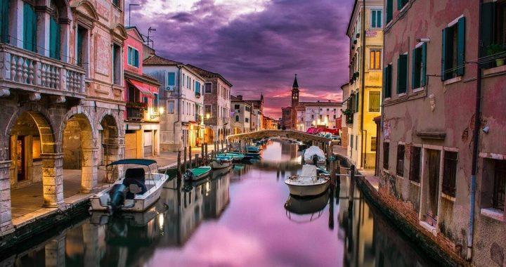 Τρομερές εικόνες! Έτσι είναι τα κανάλια της Βενετίας κατά την καραντίνα! (pics+vid)