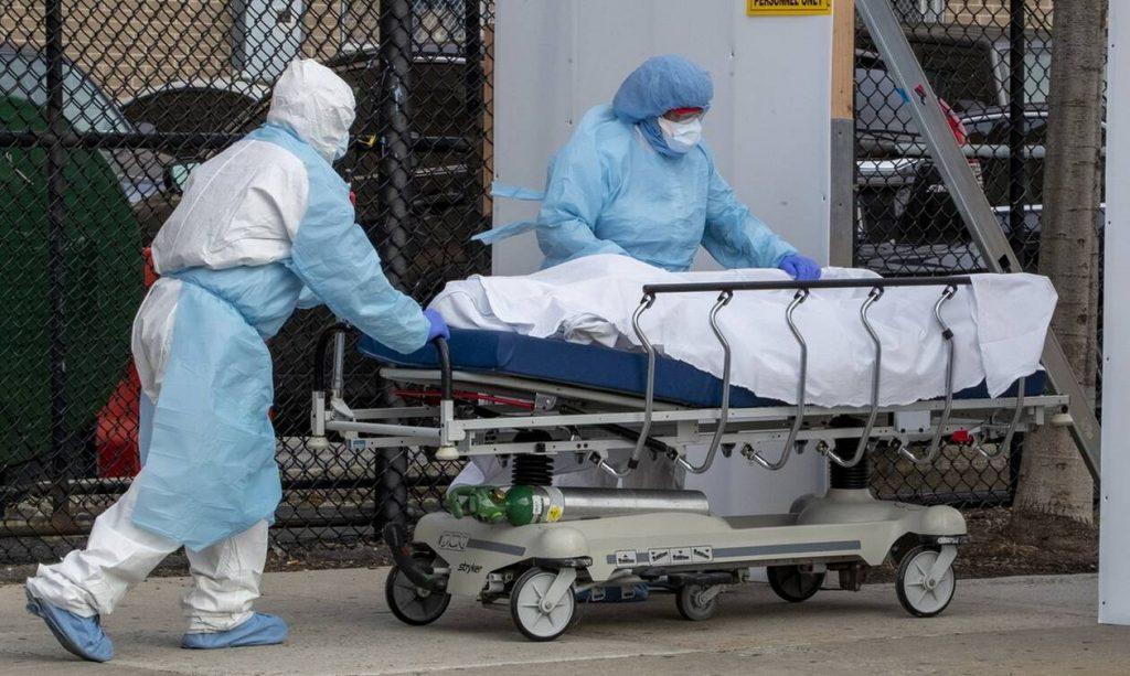 Κορονοϊός στις ΗΠΑ: 2.500 θάνατοι σε 24 ώρες στις ΗΠΑ - Ξεπέρασαν τους 60.000 οι νεκροί
