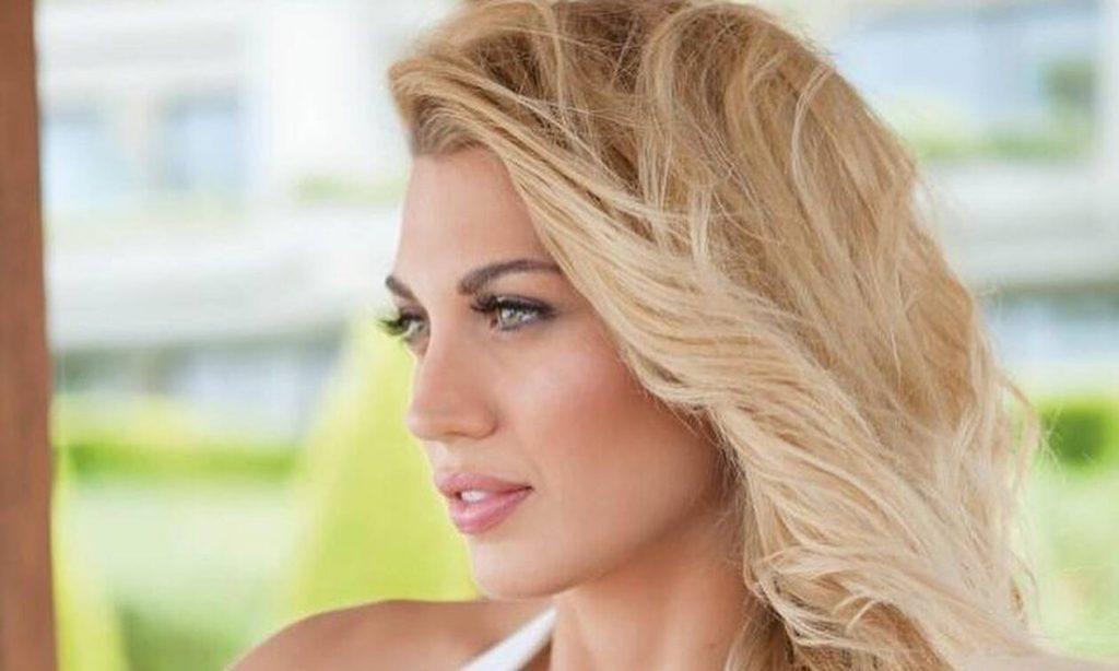 Κωνσταντίνα Σπυροπούλου: Ατύχημα για την παρουσιάστρια (pics)