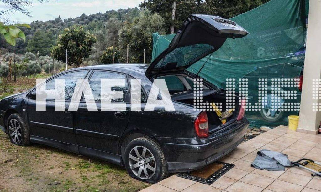 Ηλεία: Συνελήφθη ένας από τους δράστες της ληστείας με λεία 1.000.000 ευρώ