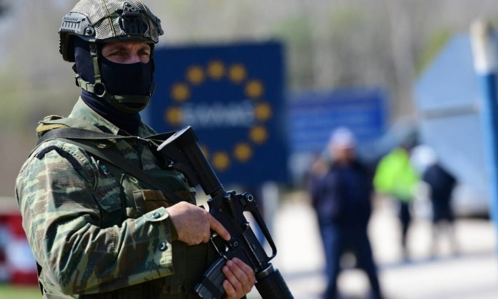 Κορονοϊός: Πώς θωρακίστηκαν οι Ένοπλες Δυνάμεις - Ελάχιστα κρούσματα σε στρατόπεδα και Σχολές